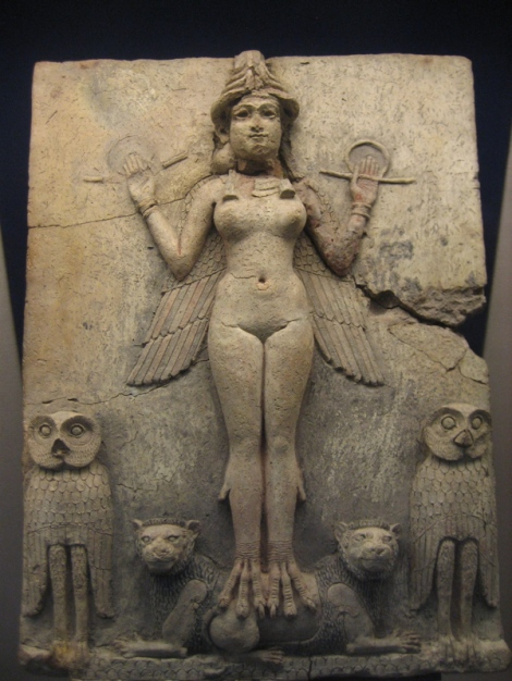 SynniSigns Astrology - Lilith in Virgo